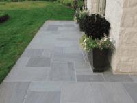 Slate Grey Sandstone Pavers 2